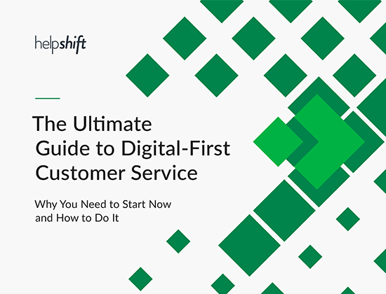 Ultimate Guide to Digital-First Customer Service